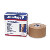 "Leukotape P Sports Tape, 1 1/2"" x 15 Yds, 1 Roll"