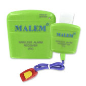 Malem Wireless Bedwetting Alarm System