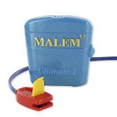 Malem ULTIMATE Bedwetting Alarm with Sound and Vibration