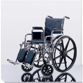 Medline Excel Narrow Wheelchair