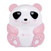 Medquip Pink Penelope Panda Nebulizer System