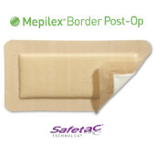 Mepilex® Border Post-Op Self-Adherent Soft Silicone Foam Dressing
