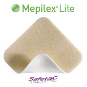 Mepilex® Lite Absorbent Soft Silicone Thin Foam Dressing