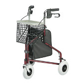 Invacare Value-Line 3-Wheel  Aluminum Rollator
