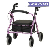 "Nova Ortho-Med Zoom Rollator (18"" Seat Height)"