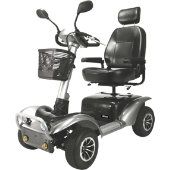 Osprey 4410 Large Heavy Duty 4 Wheel Scooter