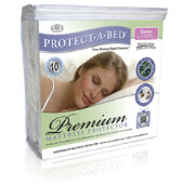 Protect-A-Bed® Premium Waterproof Mattress Protector - Twin