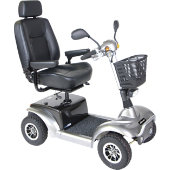 Prowler 3410 Large Heavy Duty 4 Wheel Scooter