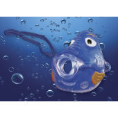 Bubbles the Fish Pediatric Aerosol Mask