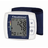 HealthSmart® Premium Automatic Wrist Talking Digital Blood Pressure Monitor