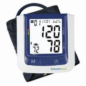HealthSmart® Premium Talking Automatic Arm Digital Blood Pressure Monitor
