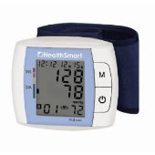 HealthSmart® Standard Automatic Wrist Digital Blood Pressure Monitor