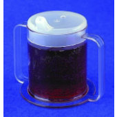 The Independence 2-Handle Plastic Mug