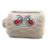 Ultra Plush Shiatsu Massage Pillow