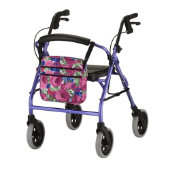English Garden Designer Rollator Accessory Kit