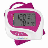 HealthSmart® Women's Automatic Arm Digital Blood Pressure Monitor