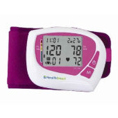 HealthSmart® Women's Automatic Wrist Digital Blood Pressure Monitor