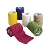 "3M Coban™ Self-Adherent Wrap 3"" Wide, Assorted Colors"