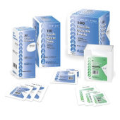 Dynarex Gauze Pad, 12 Ply, Sterile