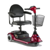Invacare Lynx L-3 Three Wheel Scooter