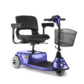 Invacare Lynx L-3X Compact Three Wheel Scooter