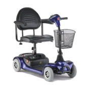 Invacare Lynx L-4 Four Wheel Scooter