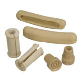 Mabis Crutch Accessory Kit, Split Grips