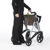 Under-Seat Shopping Bag for Active Rollator