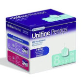 Unifine® Pentip Pen Needle Short - 31 Gauge