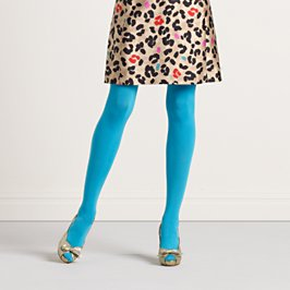 very opaque tights