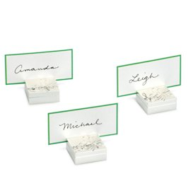 belle boulevard place card holder set