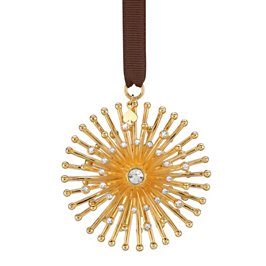 bejeweled starburst ornament