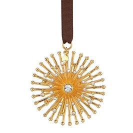 bejeweled starburst ornament