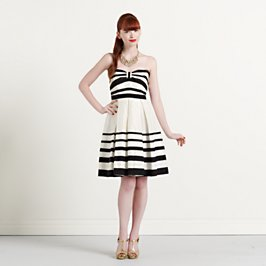 ribbon mirabelle dress