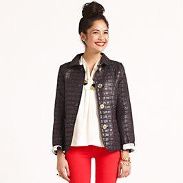 signature spade jacket