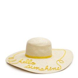 Kate Spade hello sunshine straw hat