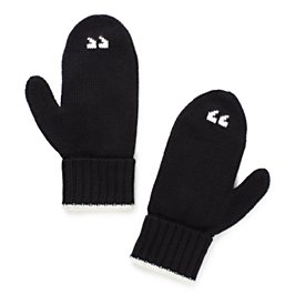 air quote mittens