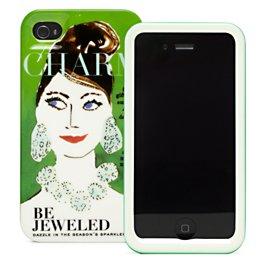 charm magazine iphone 4 case