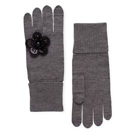 magnolia plaza knit gloves