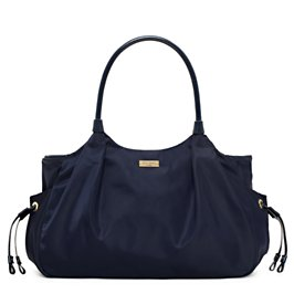 nylon stevie baby bag