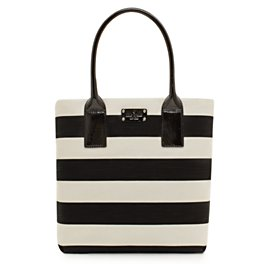 jubilee stripe bon shopper
