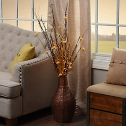 Pre-Lit Branches, Set of 5