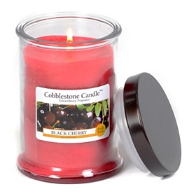 Black Cherry Jar Candle
