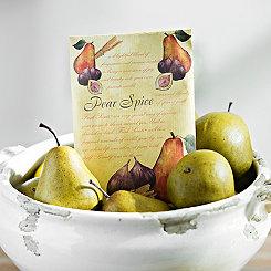 Pear Spice Sachet