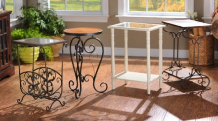 Select Accent Tables