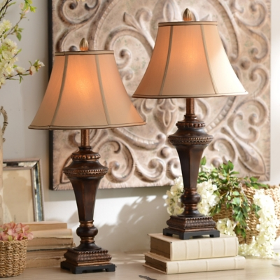 Tortoise Lamp, Set of 2