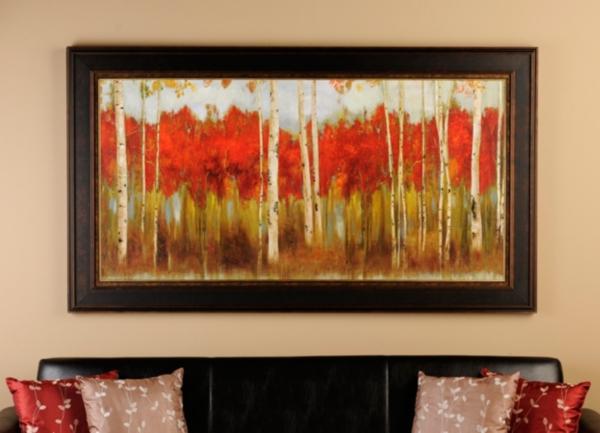 The Edge Framed Print   Kirklands. Framed Pictures For Living Room. Home Design Ideas
