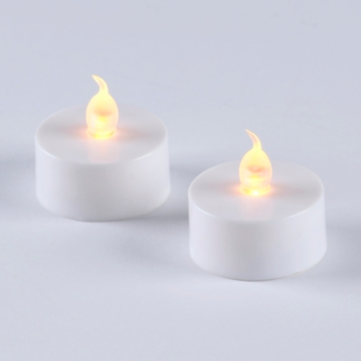 Flameless Tealight, Set of 2