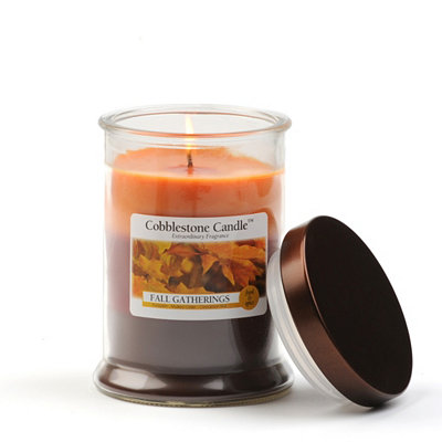 Fall Gatherings Jar Candle