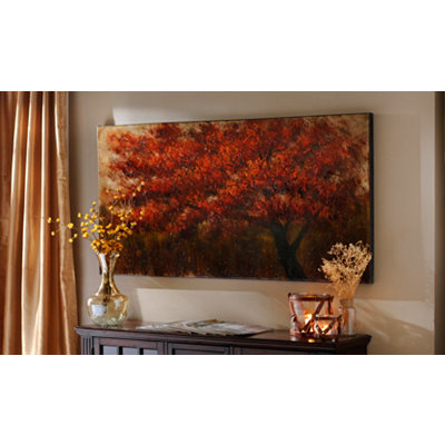 Autumn Opulence Canvas Print